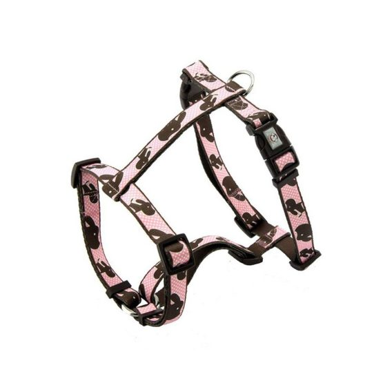arnes-ajustable-fuss-dog-rosa