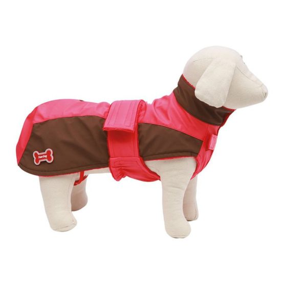 impermeable-burcina-fuss-dog-red