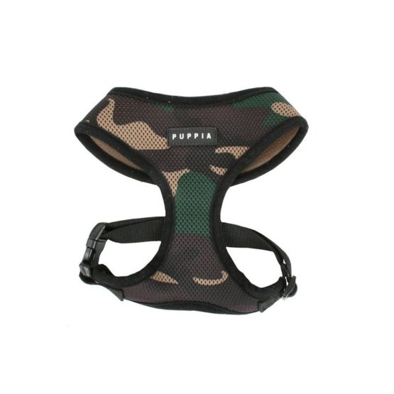 puppia-soft-harness-camouflage