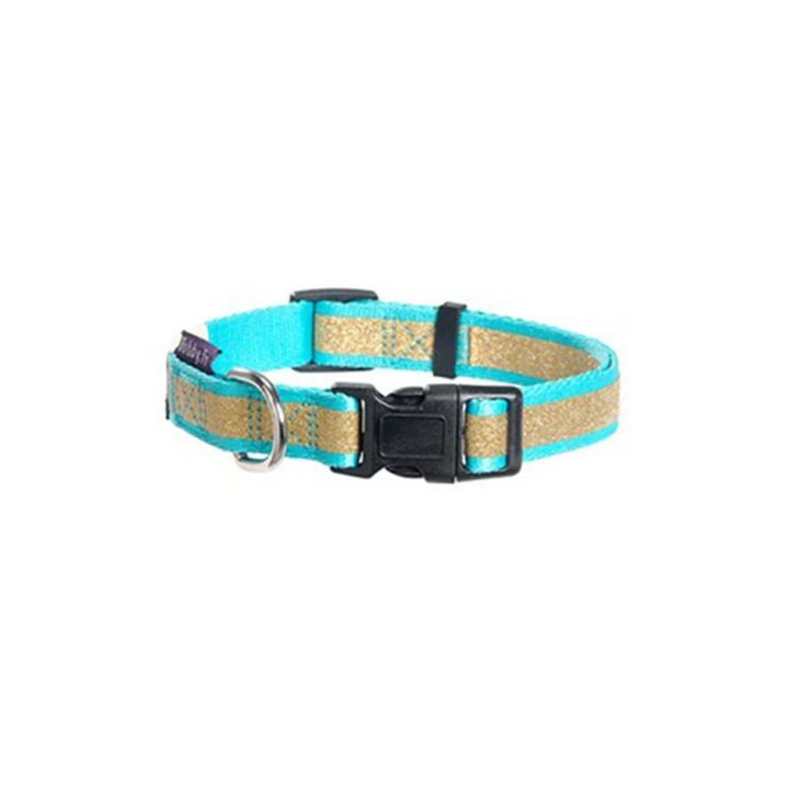 bobby-collar-papagayo-nylon-azul