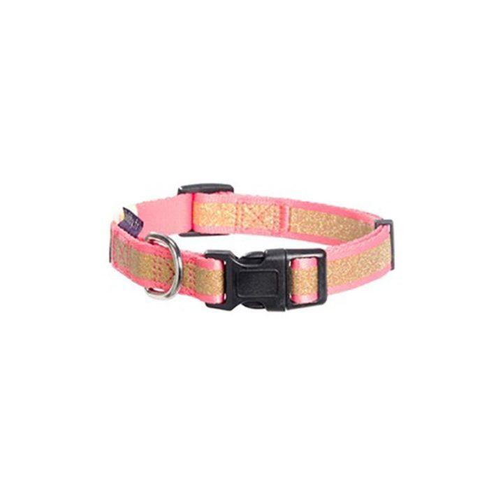 bobby-collar-papagayo-nylon-rosa